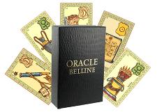 jeu de carte oracle de Belline pour une voyance par téléphone